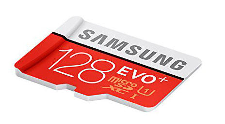carte sd 128 go samsung